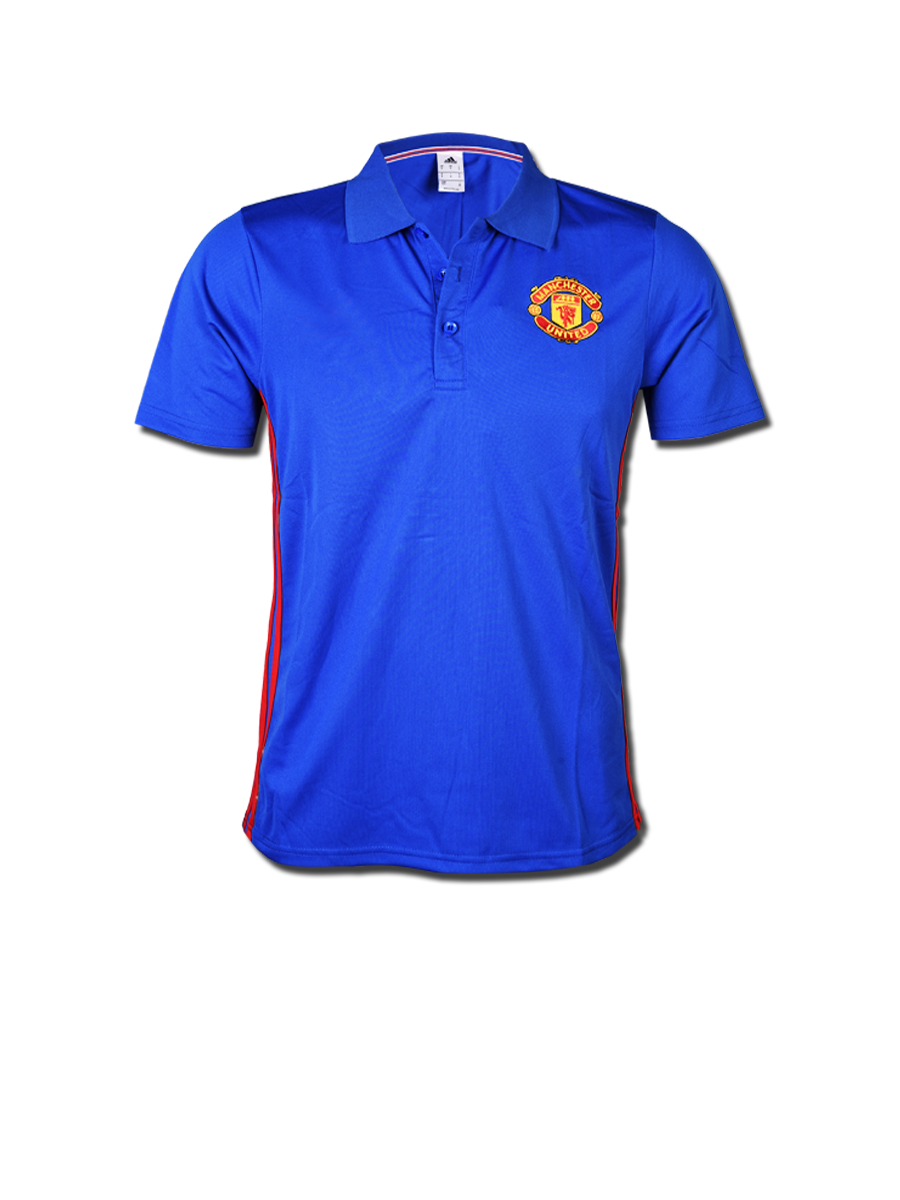 outlet store 16413 8e1e7 Manchester United Logo T Shirt Jersey