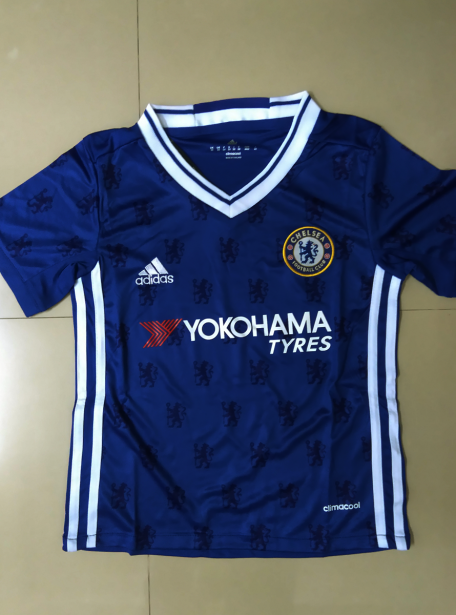 kids-chelsea-football-jersey-and-shorts-home-16-17-season-front