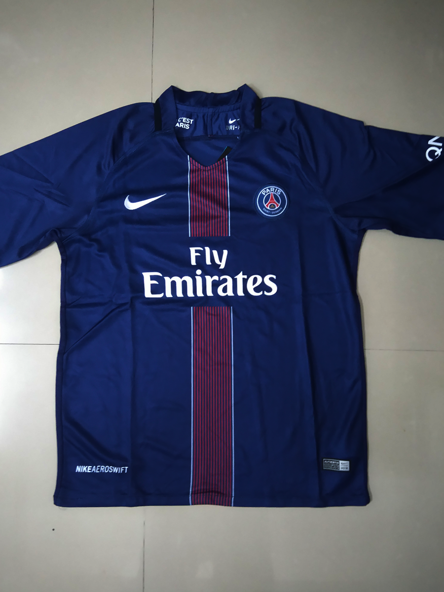 psg jersey with shorts