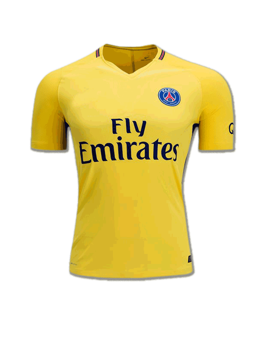 b8fcc7af6 PSG Football Jersey Away 17 18 Season - Zeal Evince Merchandise