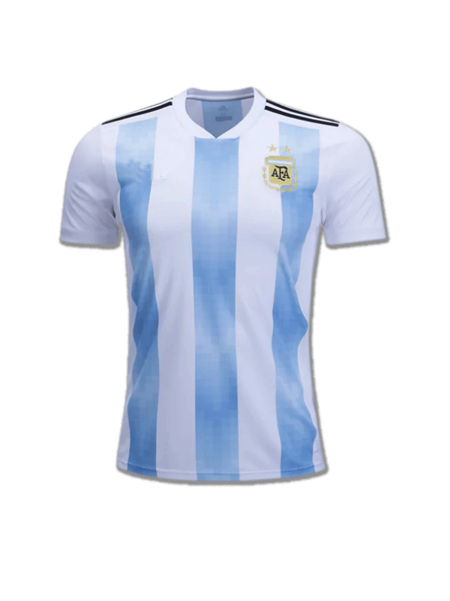 Argentina Football Jersey Home For 2018 FIFA World CUP - Zeal Evince ... bba99b57e