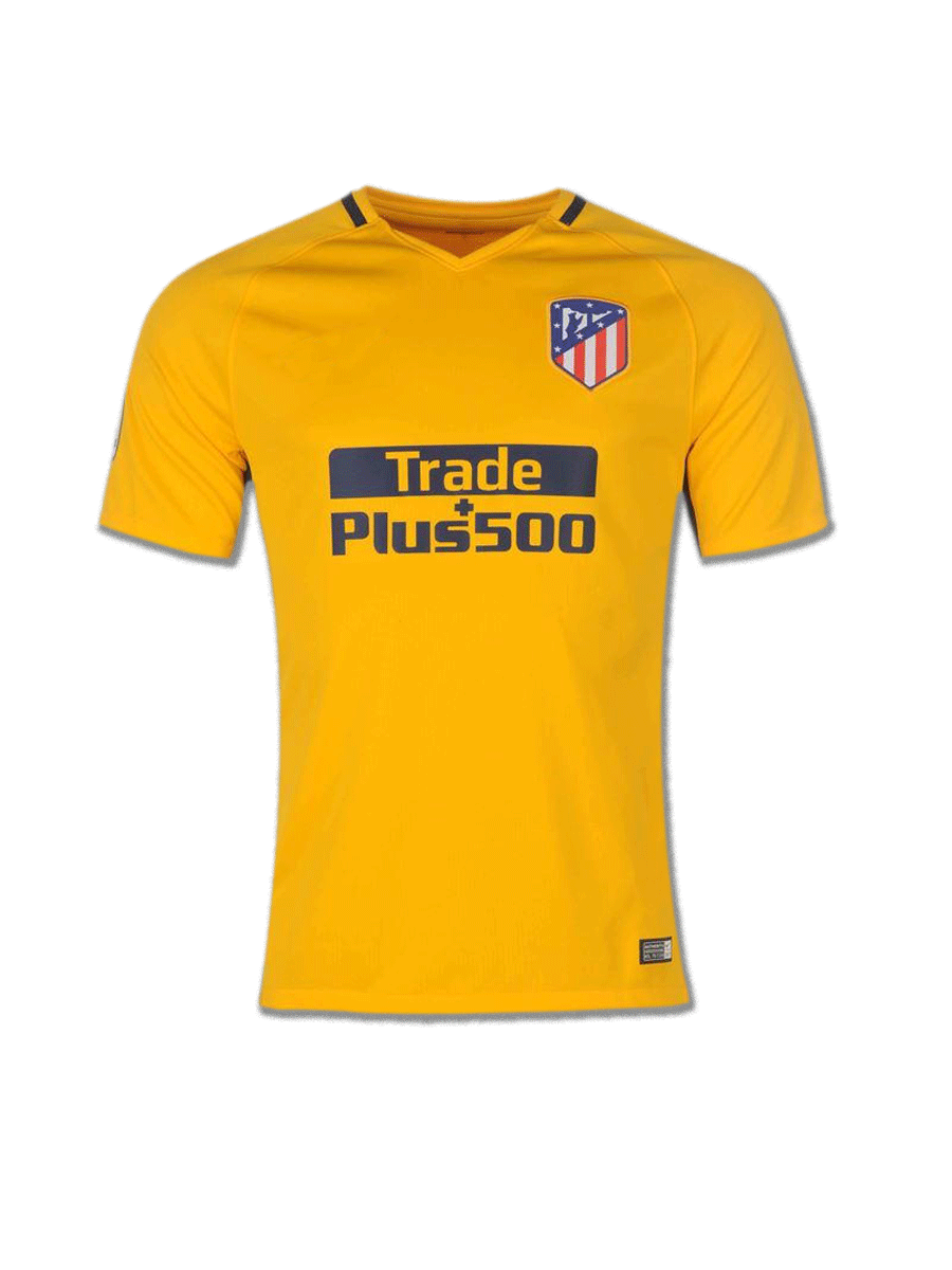 Atletico Madrid Football Jersey Away 17 18 Season - Zeal Evince ... 48bc3ab8f
