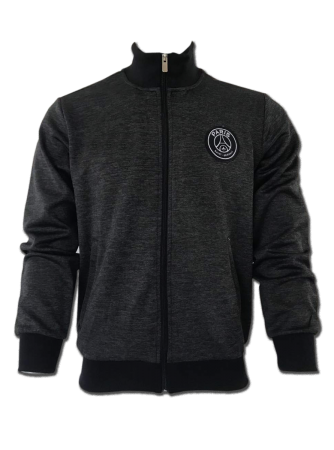 PSG FC Premium Quality Winter Jacket Color Grey