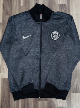 PSG FC Premium Quality Winter Jacket 2 Front