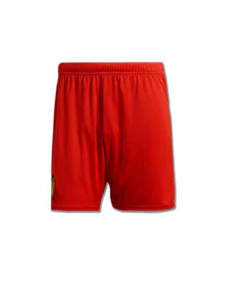 Belgium-Football-Shorts-Home-For-2018-FIFA-World-Cup