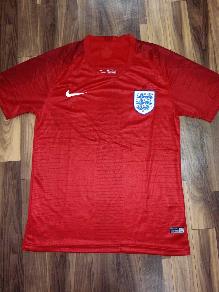 England Football Jersey Away For 2018 FIFA World CUP Premium Quality