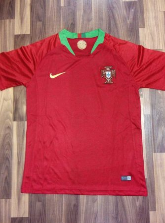Portugal-Football-Jersey-Home-2018-FIFA-World-CUP-Front-Premium