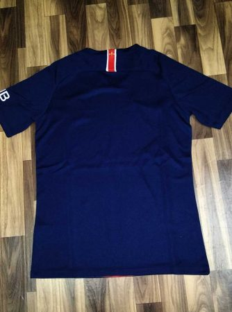 PSG-Football-Jersey-Home-18-19-Season-Back