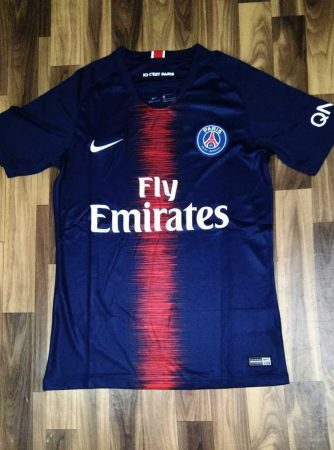 PSG-Football-Jersey-Home-18-19-Season-Front