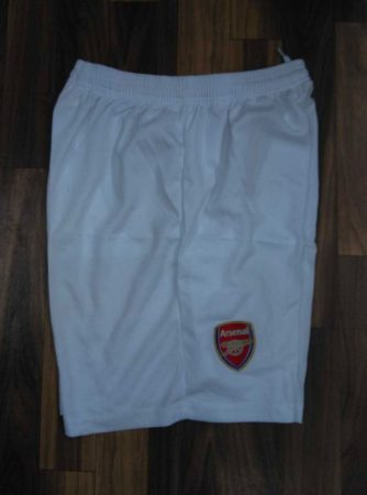 Arsenal-Football-Jersey-And-Shorts-Home-18-19-Season-Shorts