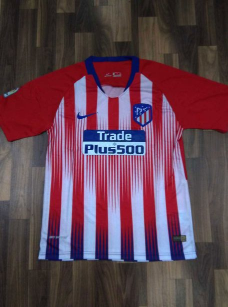 Atletico-Madrid-Football-Jersey-And-Shorts-Home-18-19-Season-Front