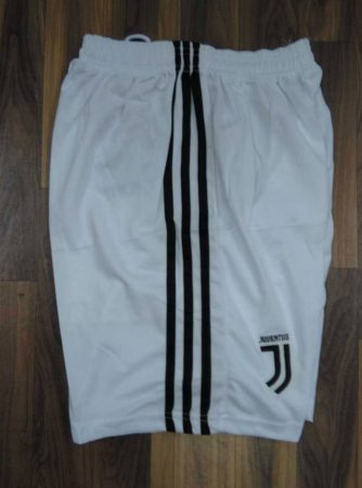 JuventusFootball-Jersey-And-Shorts-Home-18-19-Season-With-SCUDETTO-And-COPPA-ITALIA-Badge-Shorts