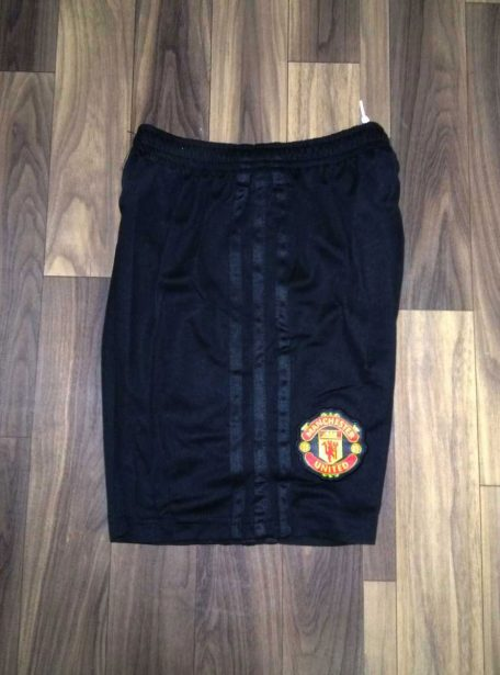 Kids-Manchester-United-Football-Jersey-And-Shorts-Home-Kit-18-19-Season-Shorts