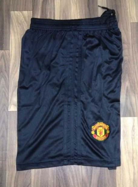 Manchester-United-Football-Jersey-And-Shorts-Home-Kit-18-19-Season-Shorts