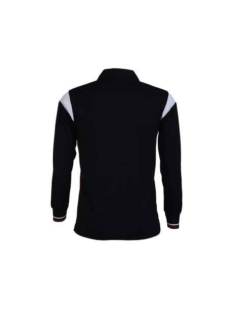 Black-Multi-Color-Long-Sleeve-Sports-Jersey-Design-Back