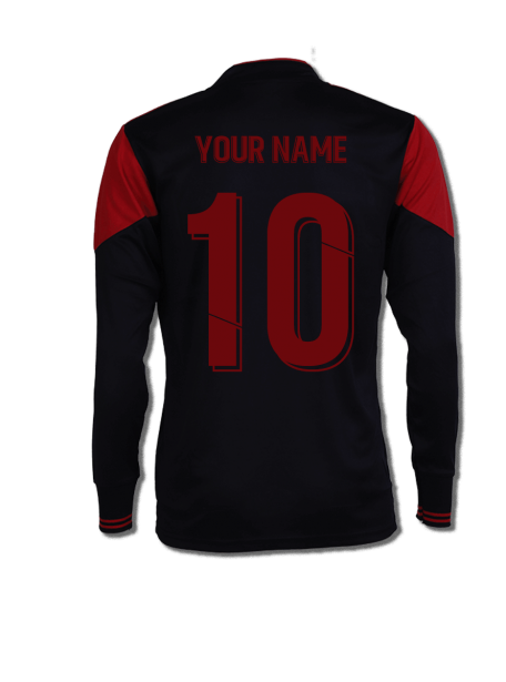 Black-Red-Color-Long-Sleeve-Sports-Jersey-Design-Back-CDI