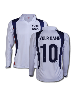 White-Multi-Color-Cricket-Long-Sleeve-Jersey-Design-Front-Back