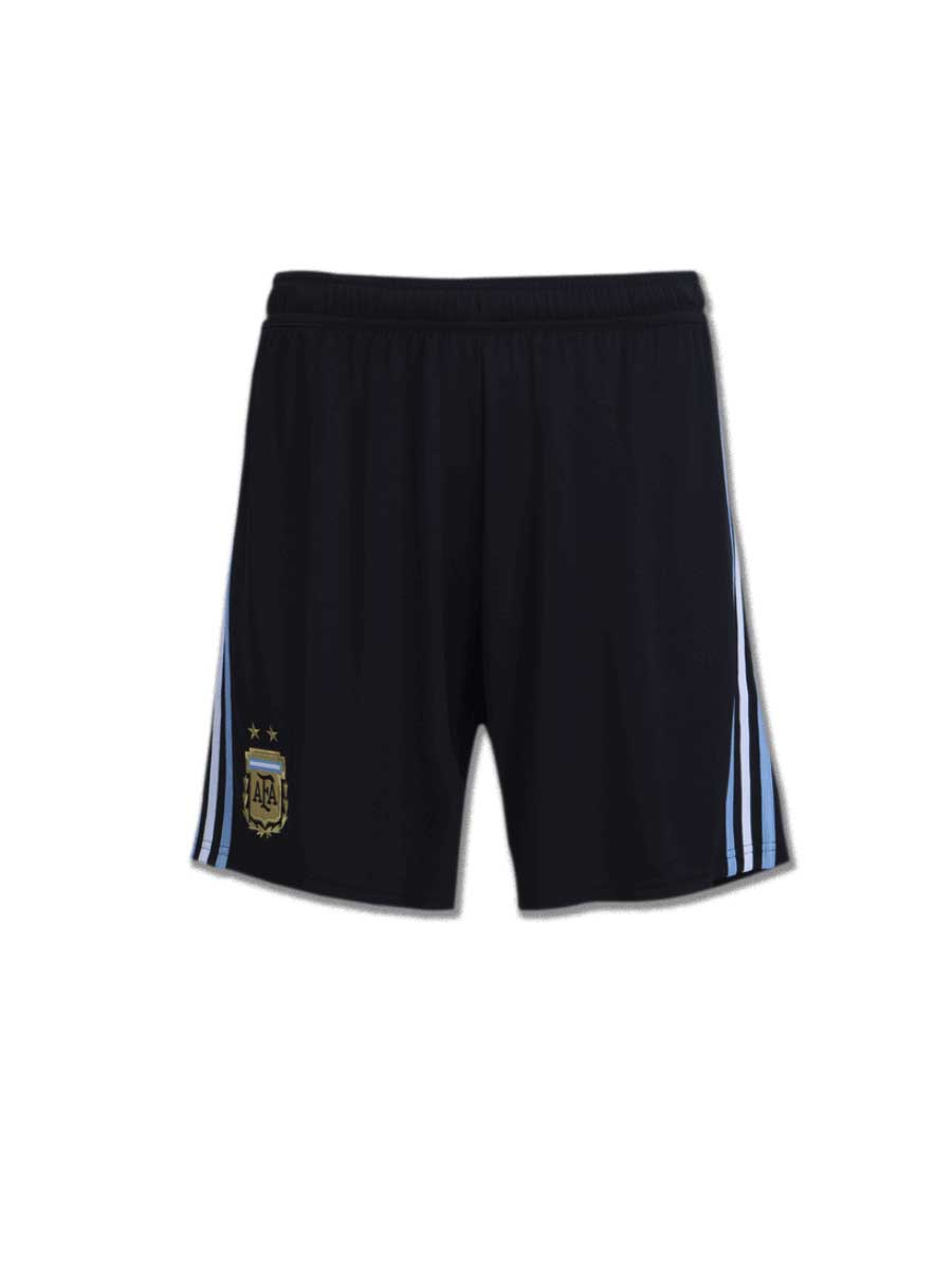 11fea632896 Argentina Football Shorts Home For 2018 FIFA World Cup Premium ...