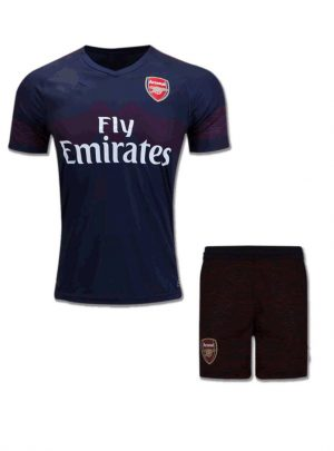 Arsenal-Football-Jersey-And-Shorts-Away-18-19-Season