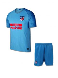 Atletico-Madrid-Football-Jersey-And-Shorts-Away-18-19-Season