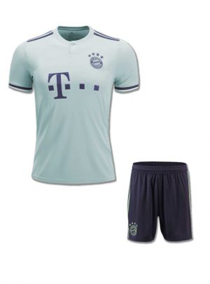 Bayern-Munich-Football-Jersey-And-Shorts-Away-18-19-Season