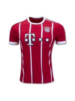 Bayern-Munich-Football-Jersey-Home-17-18-Season-1