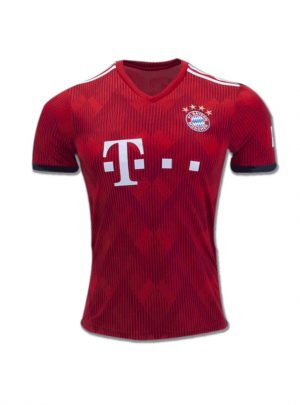 Bayern-Munich-Football-Jersey-Home-18-19-Season