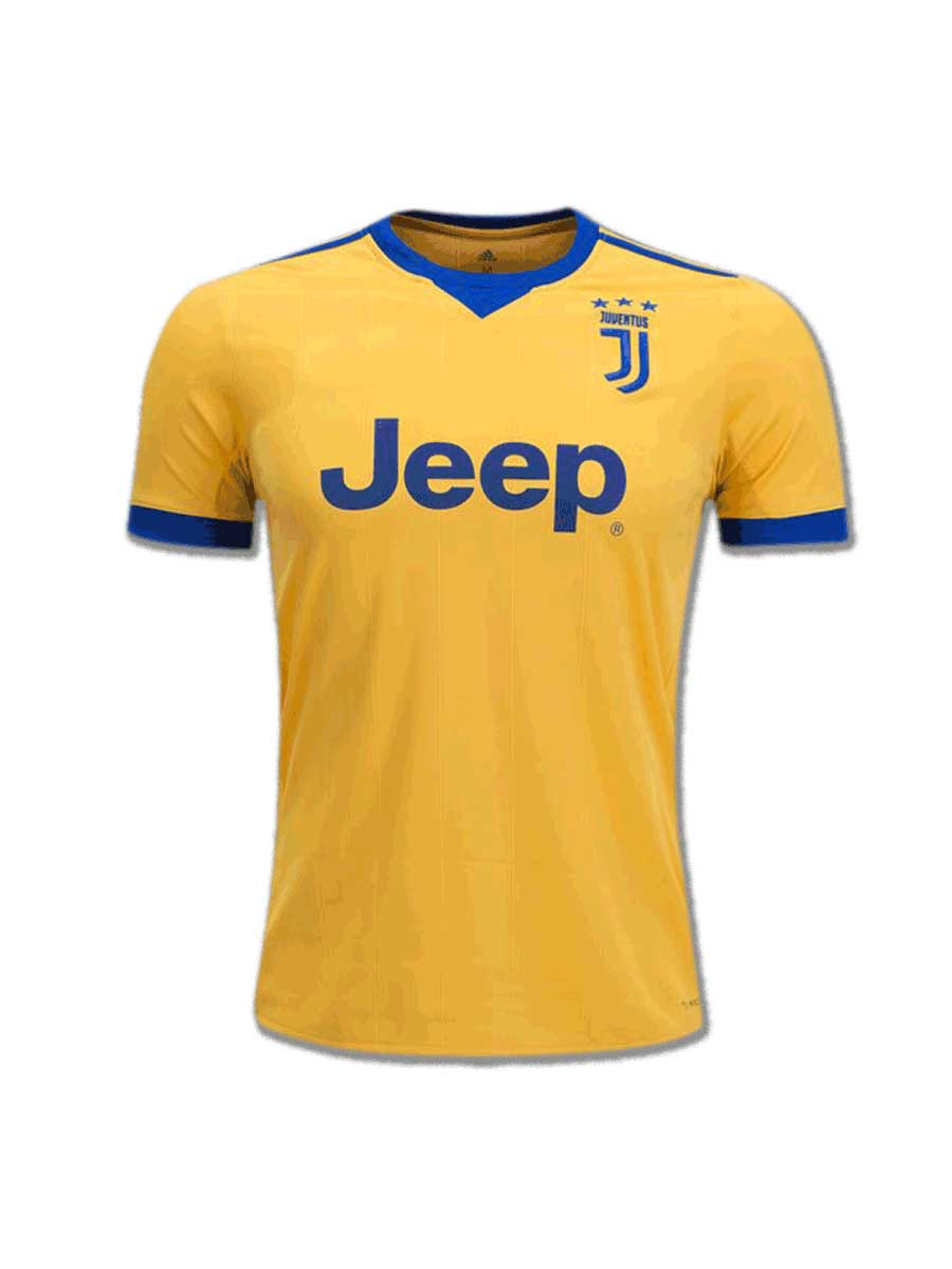 96856ea9d Juventus Football Jersey Away 17 18 Season - Zeal Evince Merchandise