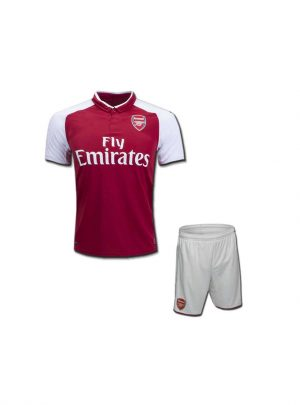 Kids-Arsenal-Football-Jersey-and-Shorts