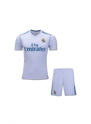 Kids-Real-Madrid-Football-Jersey-and-Shorts-Home-17-18-Season