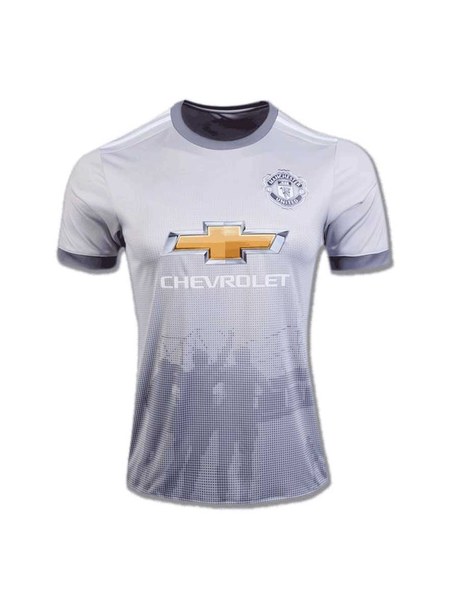 dc728c722 Manchester United Football Jersey 3rd Kit 17 18 Season - Zeal Evince ...