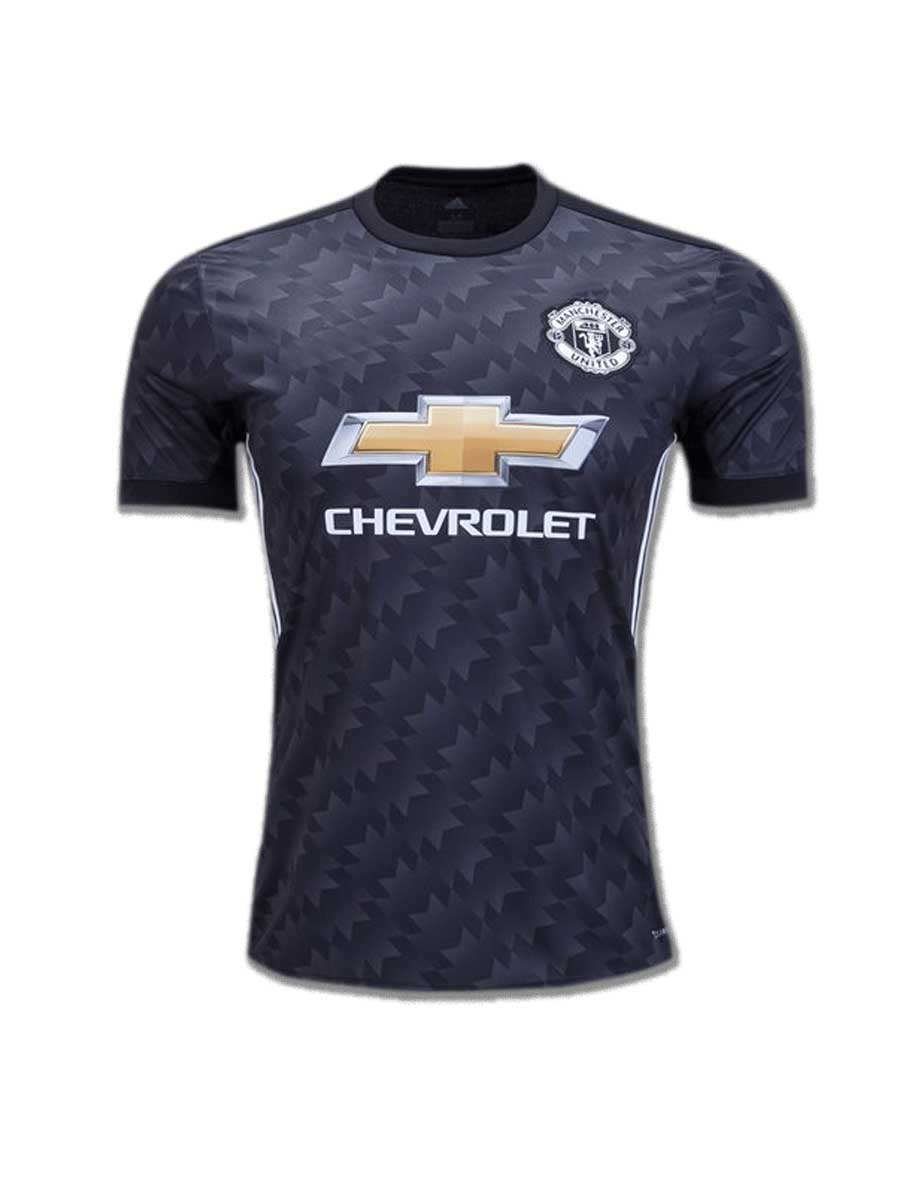 eb7e5fc78 Manchester United Football Jersey Away 17 18 Season - Zeal Evince ...