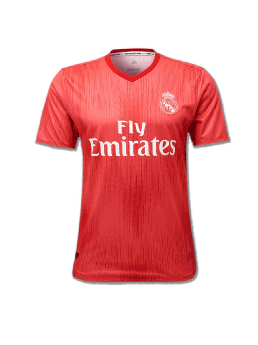 57c87ee4e Real Madrid Football Jersey 3rd 18 19 Season Premium - Zeal Evince ...