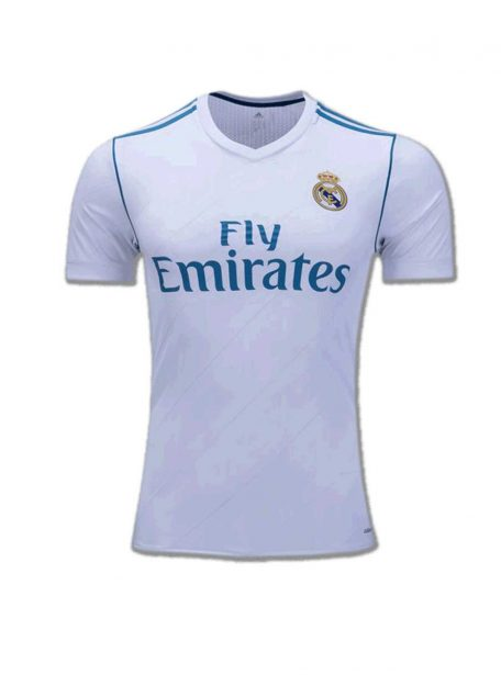 on sale 5fdc6 2c938 Real Madrid Football Jersey Home 17 18 Season