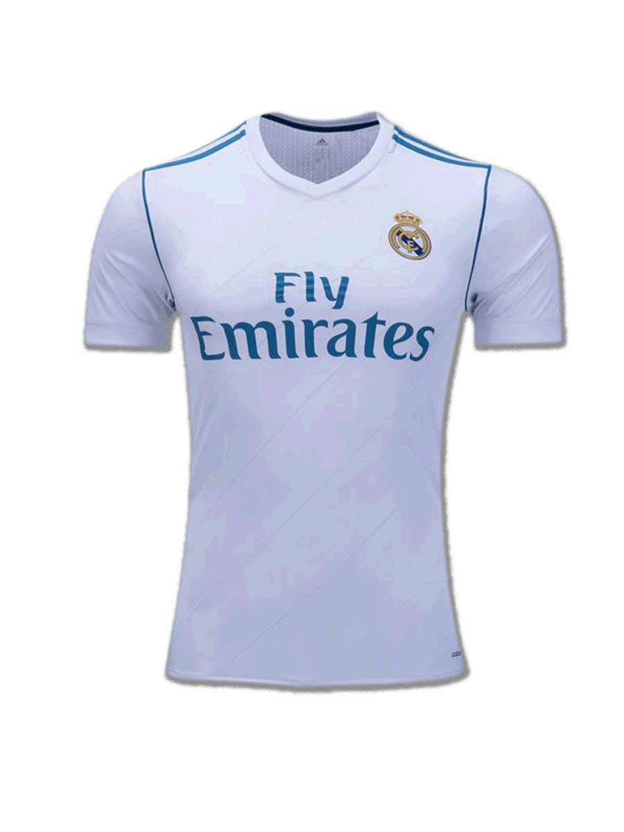 9da66bf449a Real Madrid Football Jersey Home 17 18 Season - Zeal Evince Merchandise