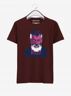 Manchester-United-Roy-Keane-01-T-Shirt-Men-Maroon-Hanging