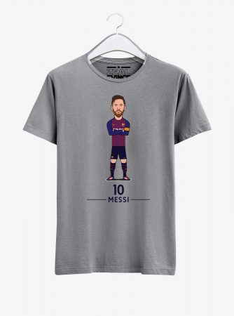 Barcelona-Lionel-Messi-T-shirt-02-Men-Grey-Melange-Hanging