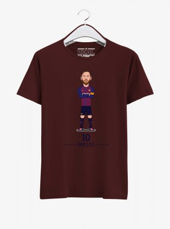 Barcelona-Lionel-Messi-T-shirt-02-Men-Maroon-Hanging