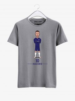 Chelsea-Eden-Hazard-T-Shirt-01-Men-Grey-Melange-Hanging