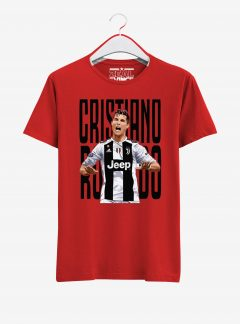Juventus-Cristiano-Ronaldo-T-Shirts-03-Men-Red-Hanging