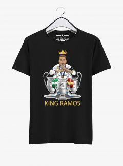 Real-Madrid-King-Ramos-T-Shirt-01-Men-Black-Hanging