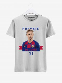 Barcelona-Frenkie-De-Jong-T-Shirt-01-White