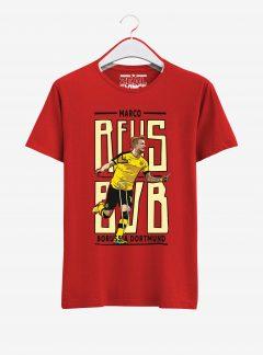 Borussia-Dortmund-Marco-Reus-T-Shirt-01-Red