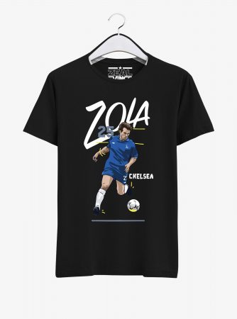 Chelsea-Legend-Gianfranco-Zola-T-Shirt-01-Black