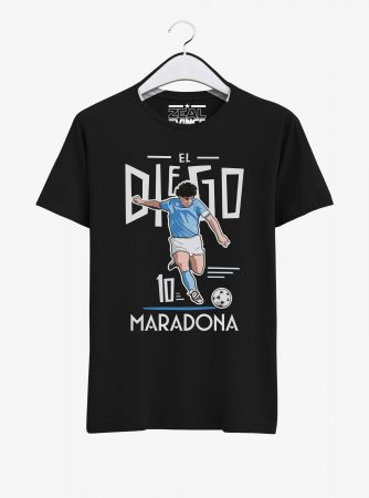 Diego-Maradona-Legend-T-Shirt-01-Black