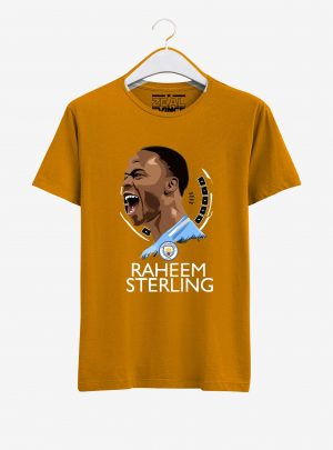Manchester-City-Raheem-Sterling-T-Shirt-01-Yellow