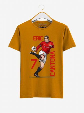 Manchester-United-Legend-Cantona-T-Shirt-01-Yellow