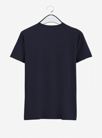 Zeal-Evince-Graphic-T-Shirt-Navy-Blue-Back