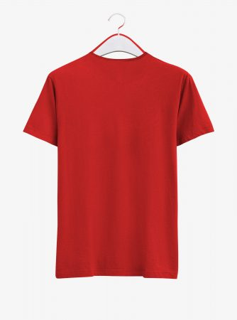 Zeal-Evince-Graphic-T-Shirt-Red-Back