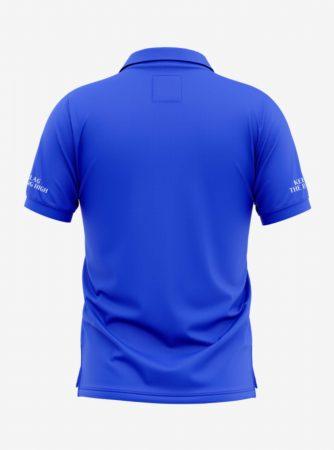Chelsea-Crest-Royal-Blue-Polo-T-Shirt-Back